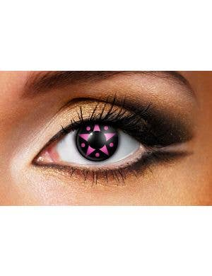 Starlight Pink 90 Day Wear Costume Contact Lenses