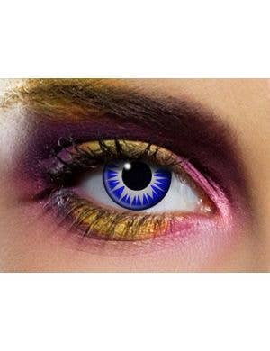 Icicle Blue One Day Wear Contact Lenses