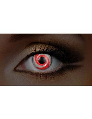 Swirl UV Reactive 90 Day Wear Glow Contact Lenses