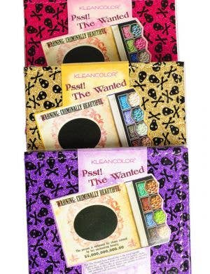 KleanColor - 'The Wanted' Villainously Trendy Eyeshadow Kit