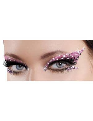 Passion Eyes Stick On Makeup Kit