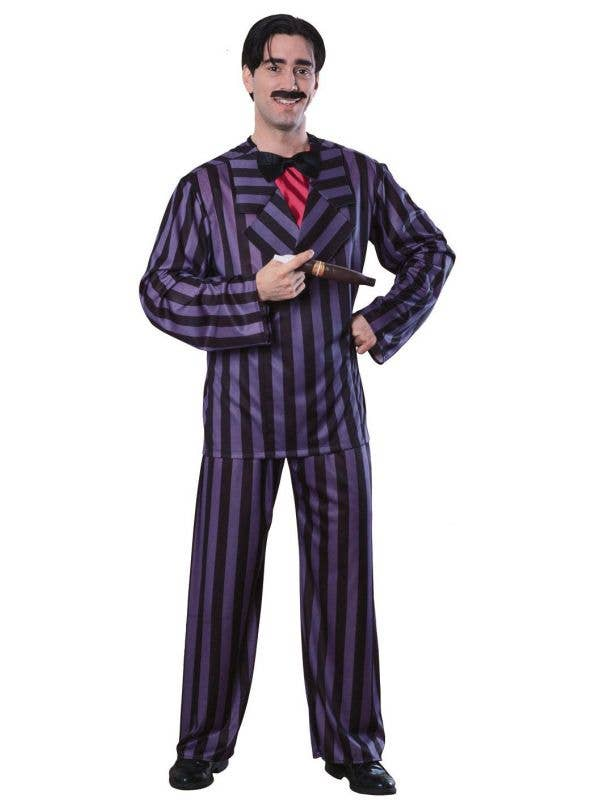 The Addams Family Men's Gomez Halloween Costume Main Image