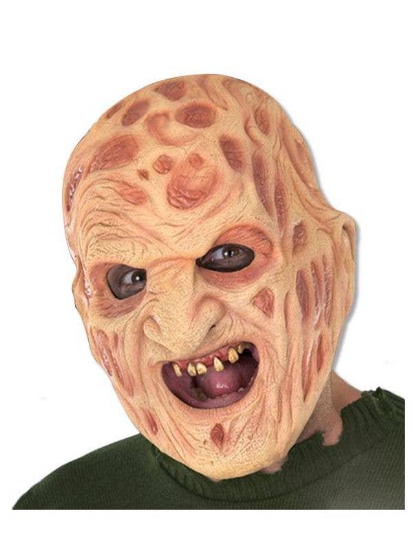sc 1 st  Heaven Costumes & Latex Freddy Krueger Costume Mask | Deluxe Freddy Halloween Mask