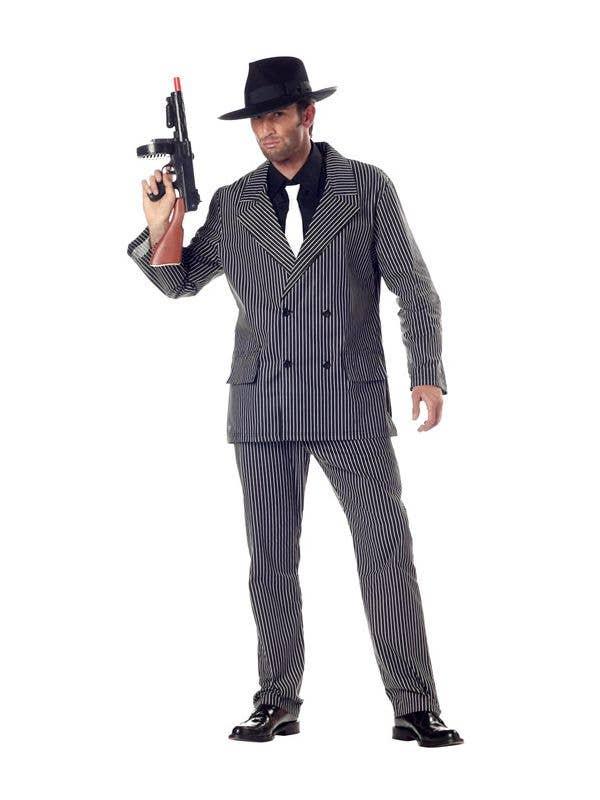 1d7e6d70a47 1920 s Gangster Men s Costume