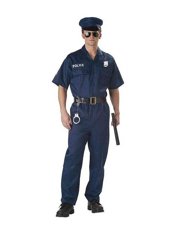 e2d7eafc6b Men s Police Officer Costume