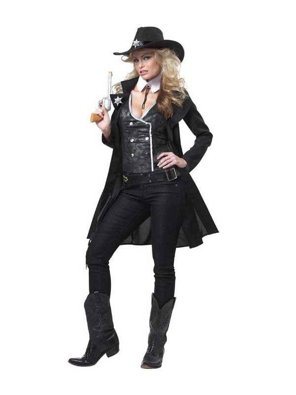 aaa153719382f Round 'Em Up Sexy Women's Sheriff Costume