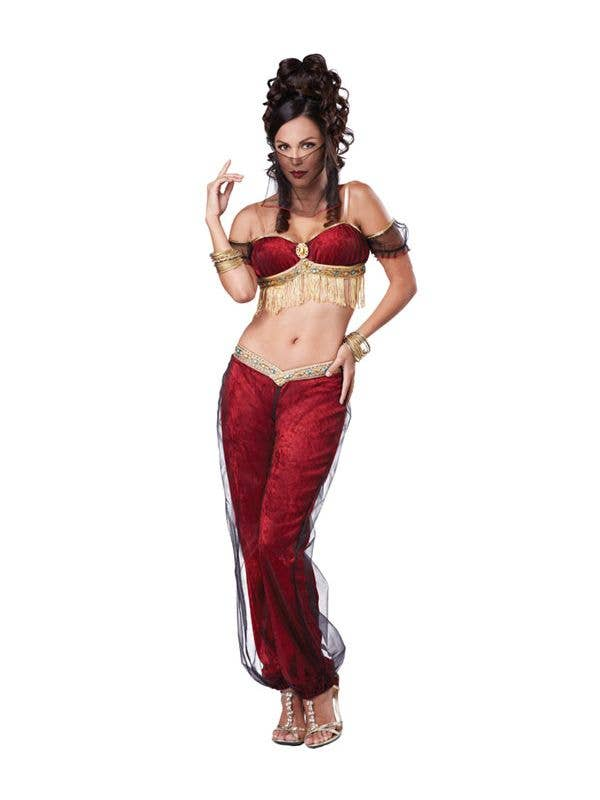 71db08299 Sexy Genie Costume | Dreamy Arabian Princess Women's Costume