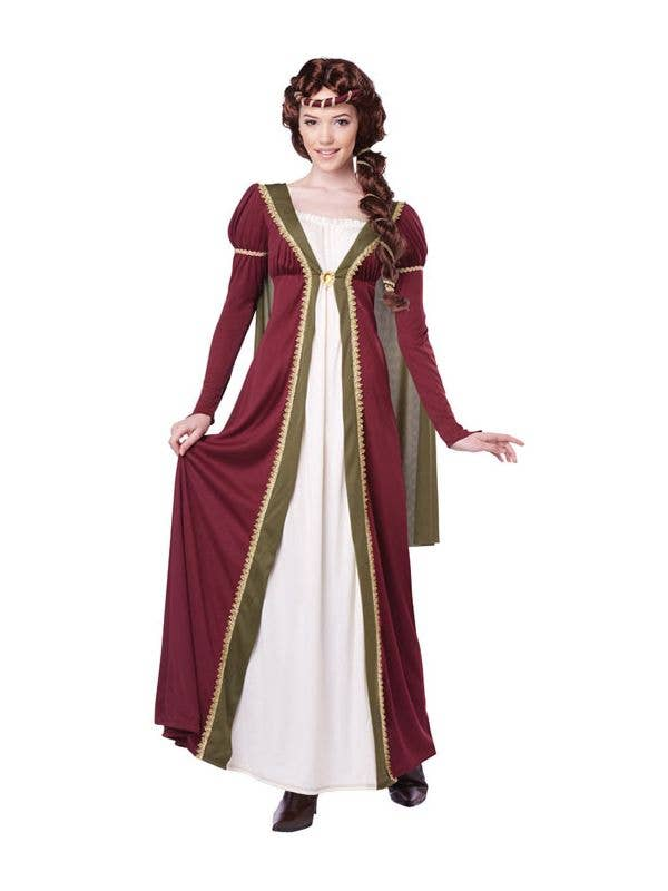 a15f6016059 Women s Medieval Maiden Costume