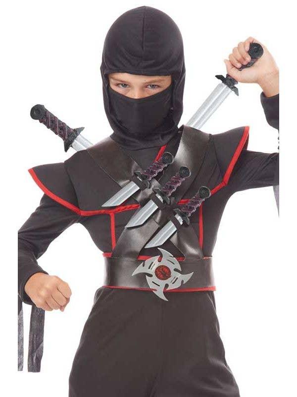 ninja toy weapon set