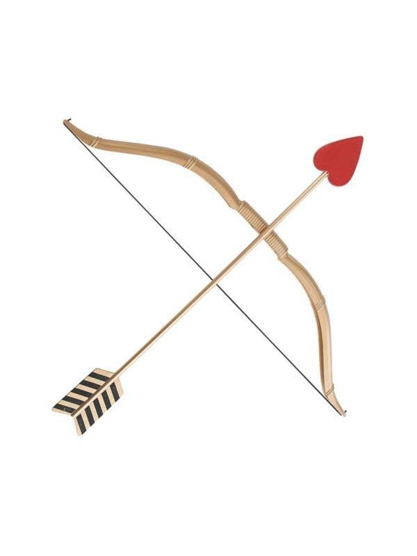 Cupid Mini Heart Bow and Arrow Accessory Set Main Image