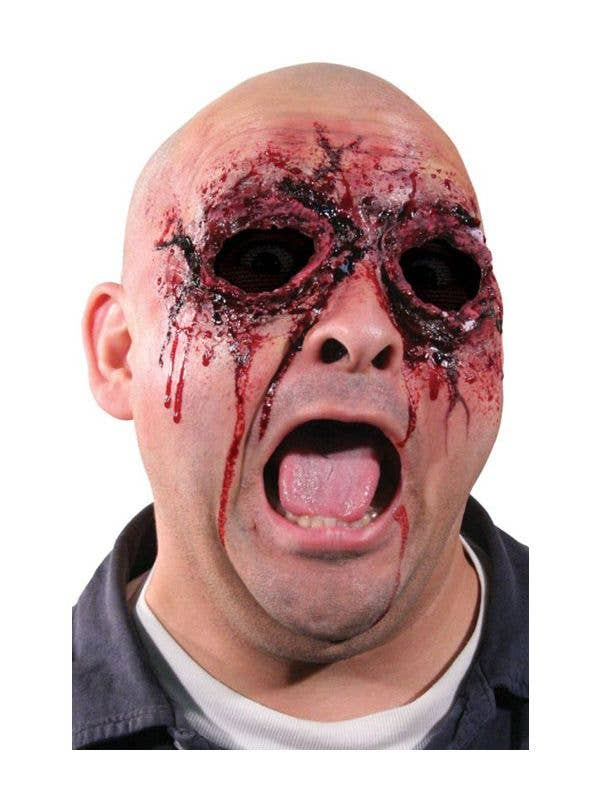 Halloween Special Fx See No Evil Black Missing Hollow Eyes Makeup