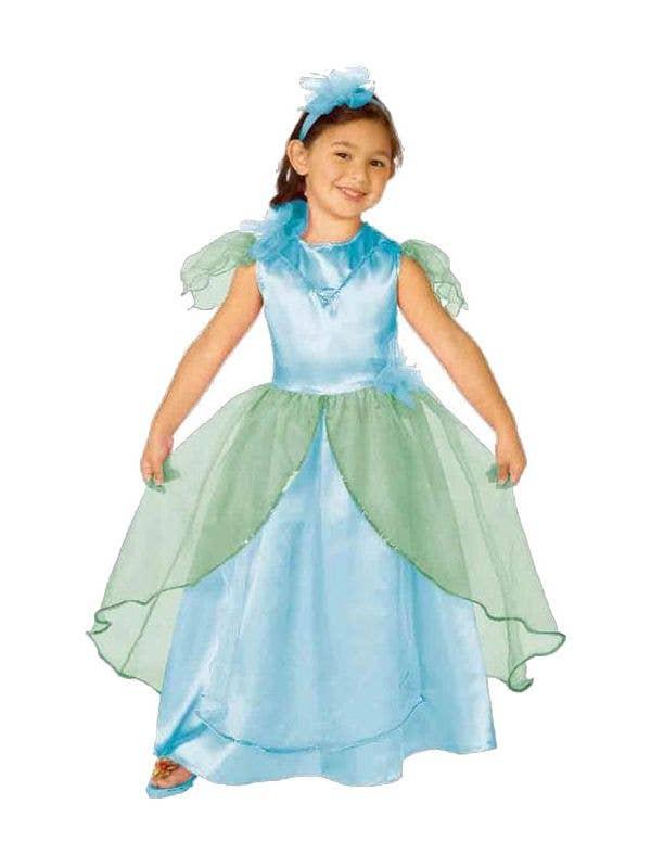 Fairy Princess Girl's Cinderella Book Week Costume Front