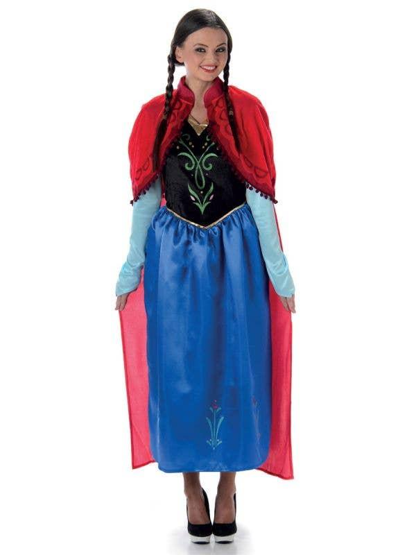 Princess Anna Women's Frozen Costume Main Image