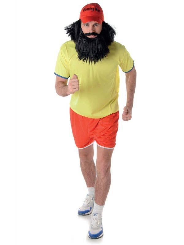 e6de38c9516 Forrest Gump Men's Costume | Long Distance Runner Men's Costume