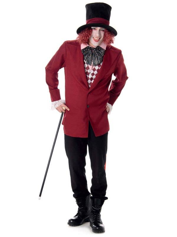Willy Wonka Men's Fancy Dress Costume Main Image