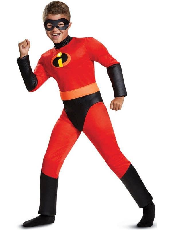 Boy's Dash Incredibles 2 Superhero Costume Main Image