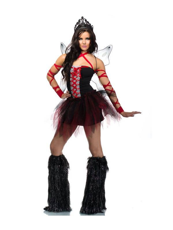 733f2486e41 Evil Fairy Queen Women's Halloween Costume