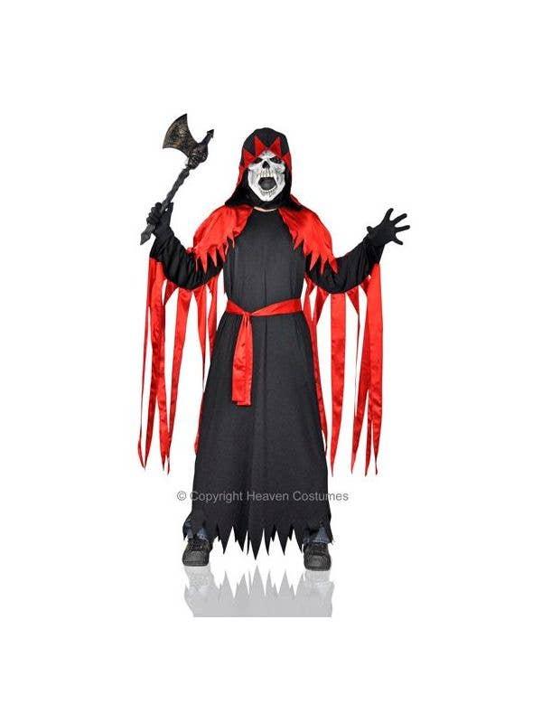 Halloween Costumes Scary Men.Horror Master Men S Halloween Costume