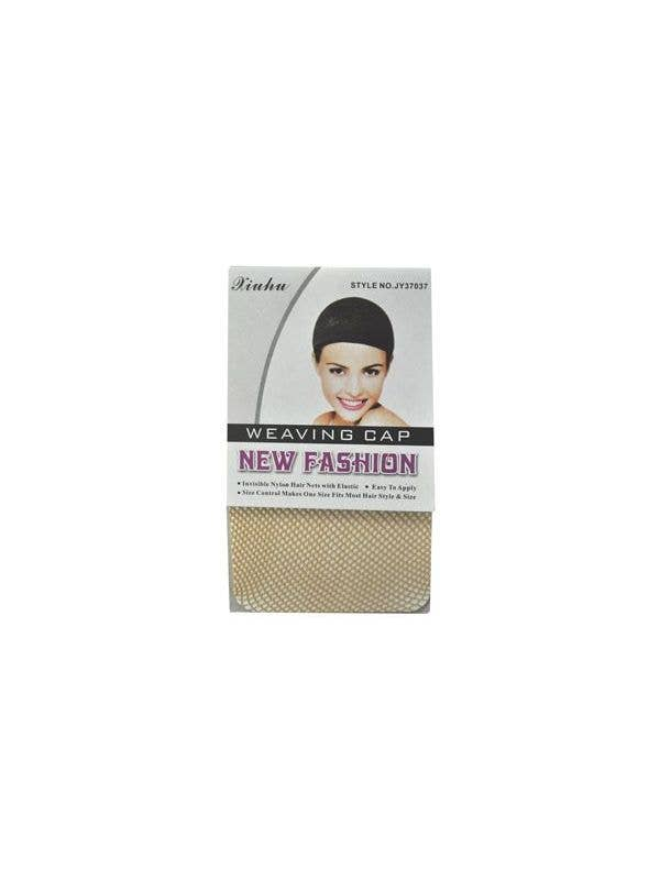 Nude Tan Netted Wig Cap For Costume Wigs Main Image