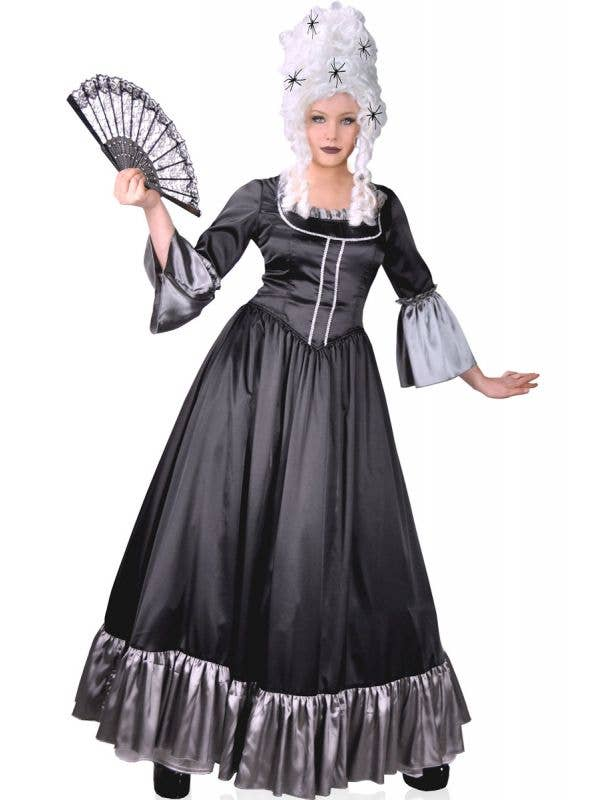 Women's Haunted Marie Antoinette Halloween Costume