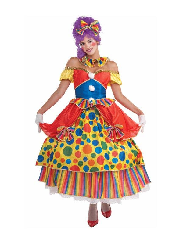 e6fbf55121296 Belle Of The Big Top Women's Circus Costume