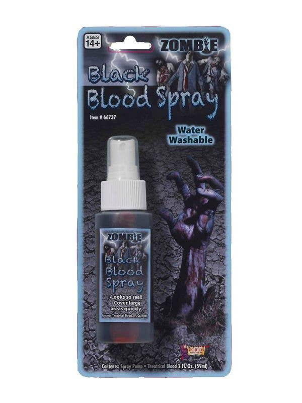 Zombie Blood Special Effects Costume Accessory Main Packaging Image