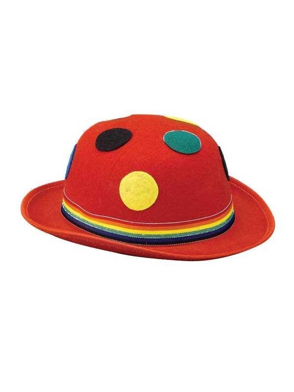 d8027b4c6de Red Clown Costume Hat