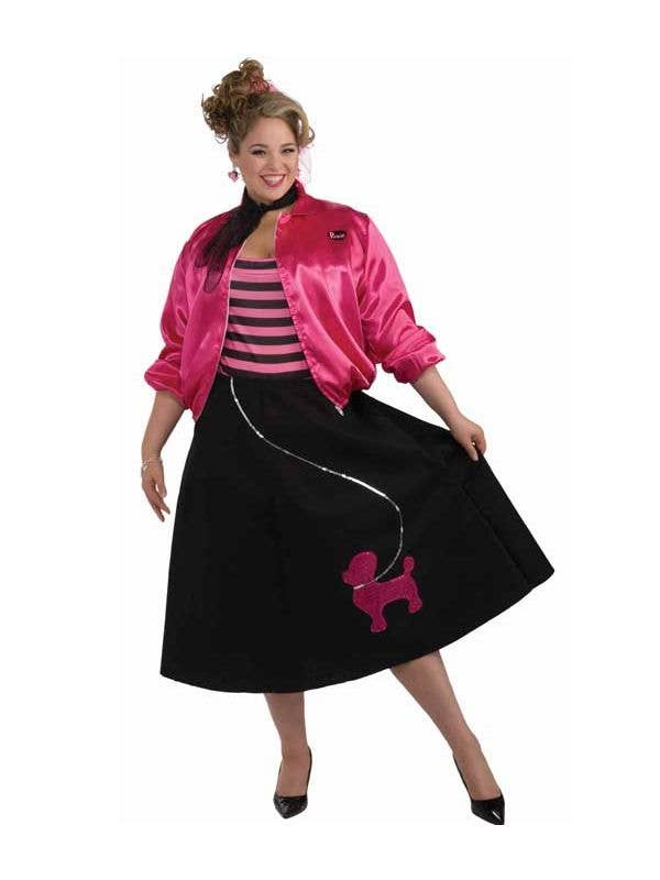 beautiful poodle skirt outfit or 71 diy 50s poodle skirt costume