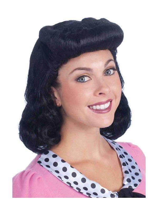 ed32754dafc7 Rockabilly Wig