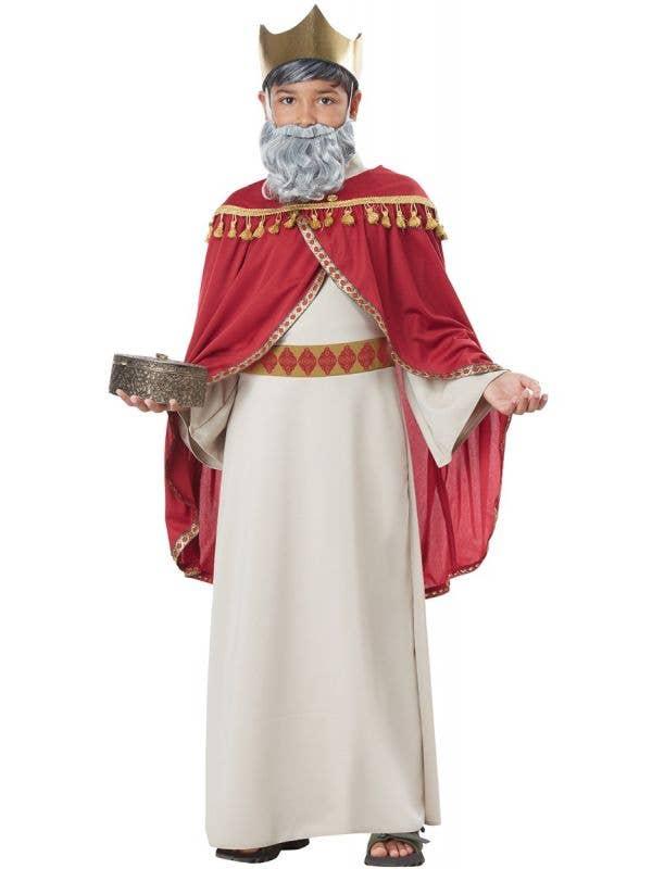 Melchior Boy's Wise Men Biblical Christmas Costume