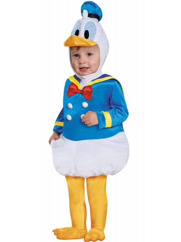 Donald Duck Disney Baby Boy's Infant And Toddler Mickey Mouse Fancy Dress Costume Main Image
