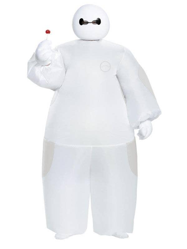 Boys Inflatable Big Hero 6 Baymax Movie Character Costume Main Image