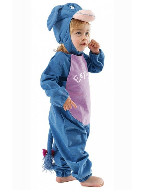 Toddler Winne The Pooh Eeyore Fancy Dress Costume