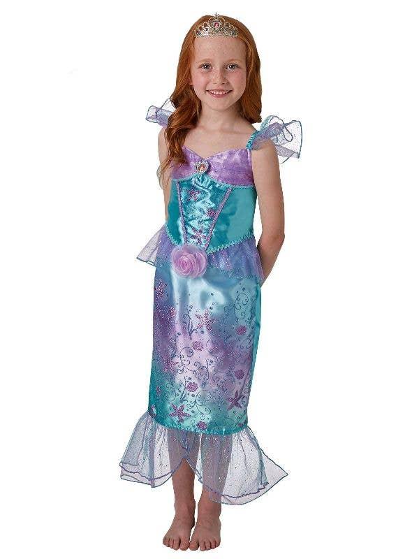 bf29f63781 Disney Princess Little Mermaid Girl's Fancy Dress Costume