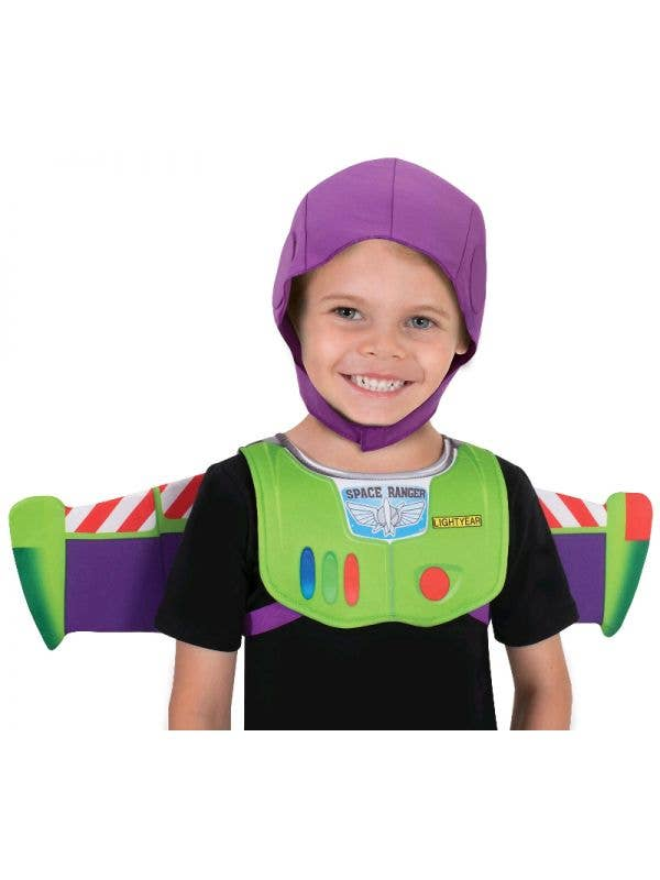 Rubies Buzz Lightyear Space Ranger Childrens Costume Kit - Main Image