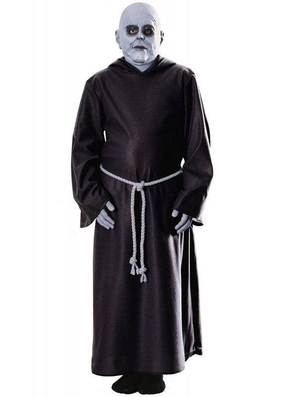 Boys Halloween Uncle Fester Fancy Dress Costume