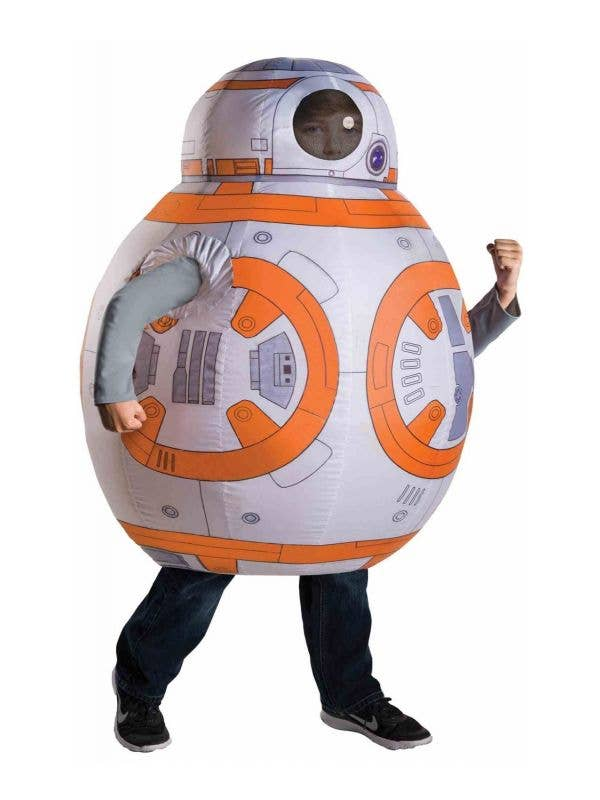 Inflatable BB-8 Star Wars Costume for Kids Main Image
