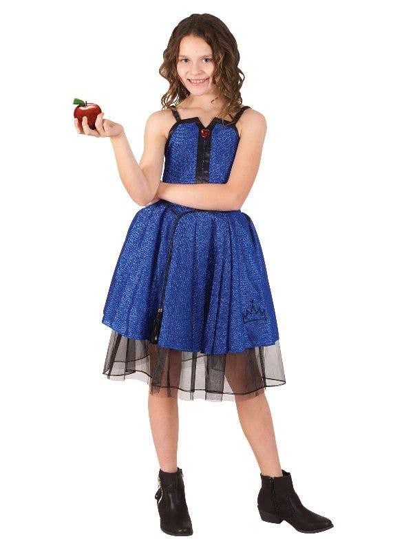 Disney Descendants Preppy Punk Evie Girls Costume