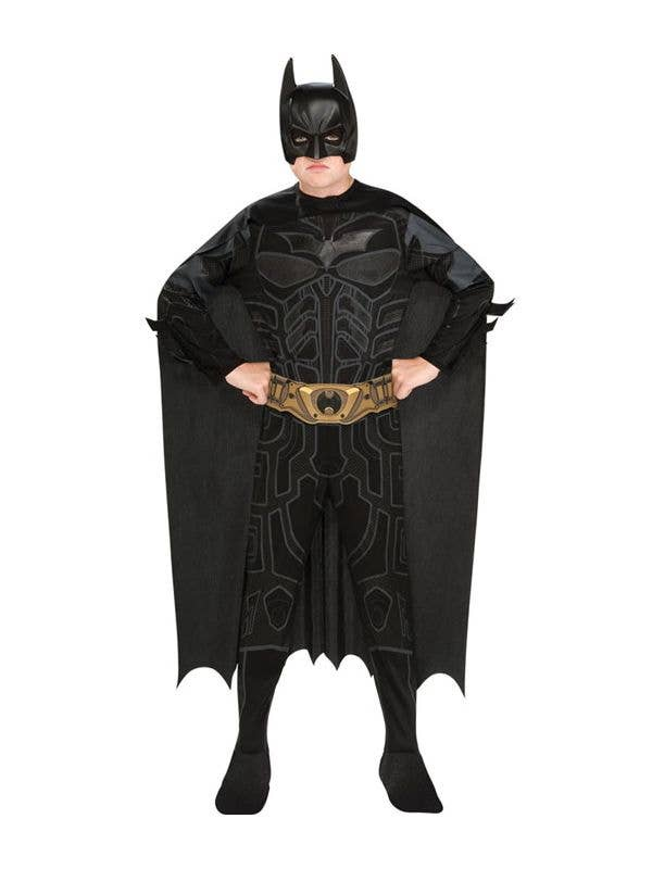 Batman Boy's Dark Knight Superhero Book Week Costume Front