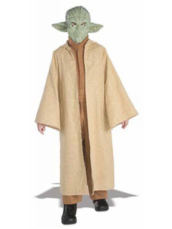 Kids Yoda Star Wars Book Week Fancy Dress Costume