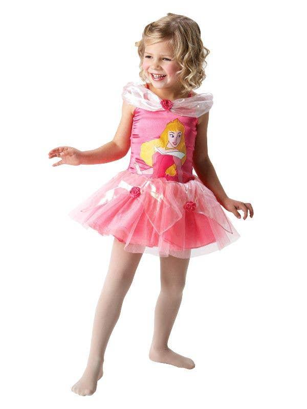 ef783311c Disney Princess Sleeping Beauty Girl's Infant Toddler Aurora Fancy Dress  Costume Main Image