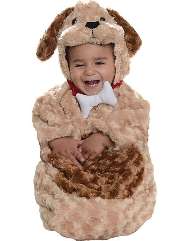 Puppy Infant Bunting Fancy Dress Costume