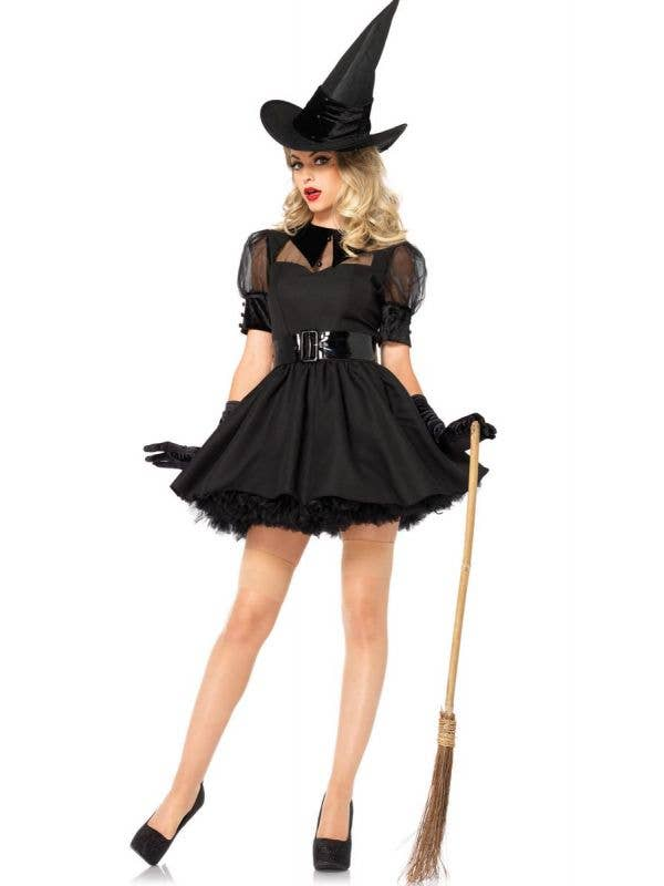 5c80e1e5129 Bewitching Black Magic Witch Women's Costume