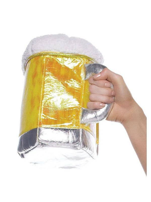 Adult's Beer Stein Handbag Oktoberfest Costume Accessory Main Image