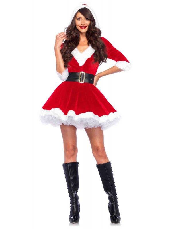 c5b65937672 Mrs. Claus Women's Sexy Christmas Fancy Dress Costume