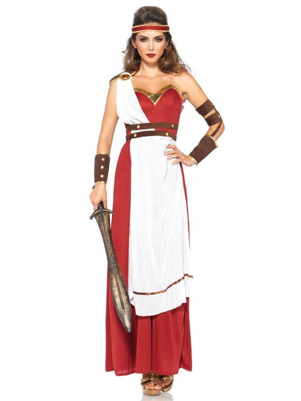 Greek Goddess Sexy Women's Costume Main Image