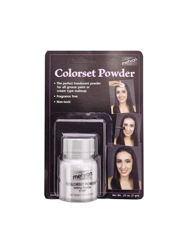 Theatrical Colourless Colour Set Makeup Powder