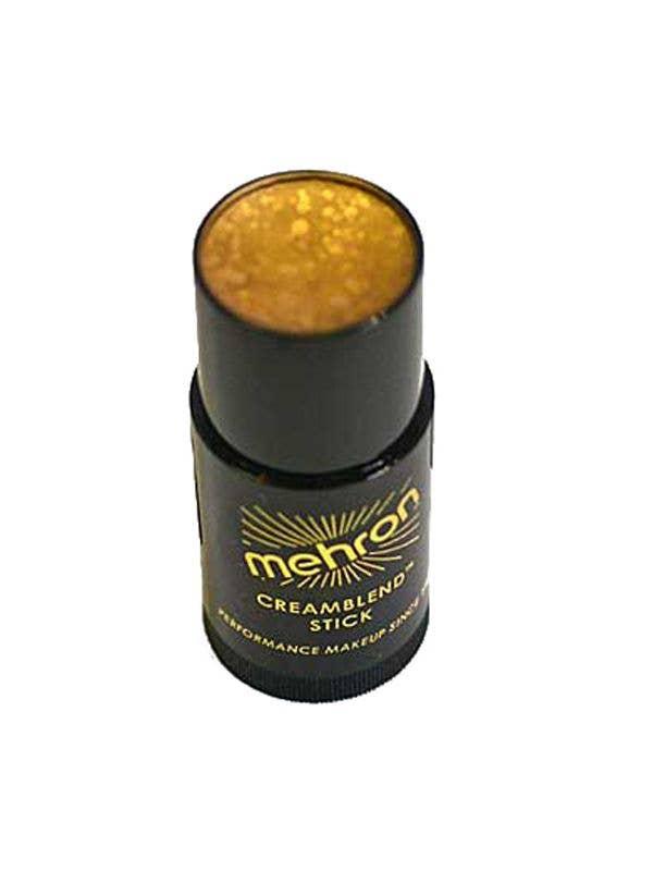 Mehron Metallic Gold Cream Makeup Stick