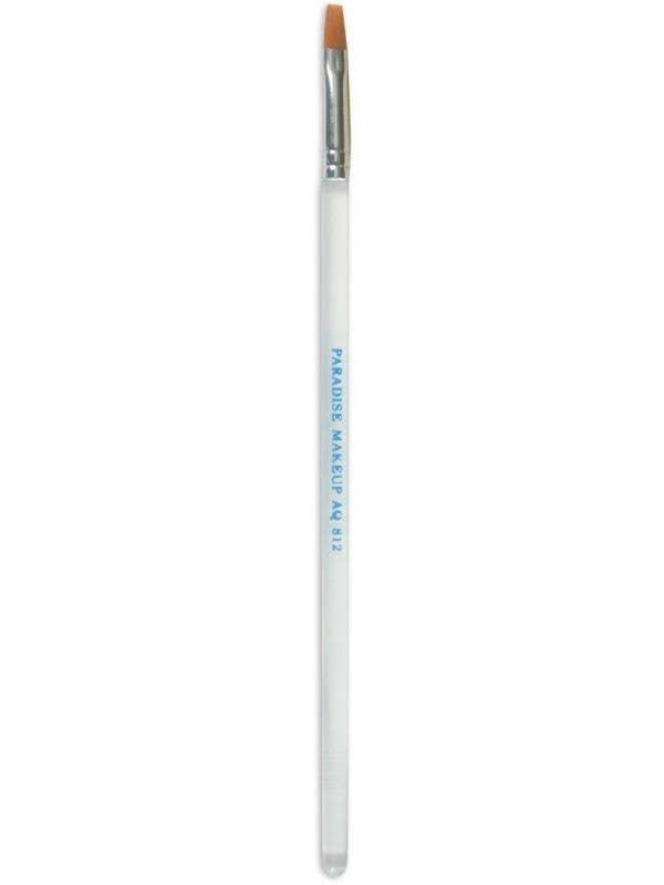 """Small 1/8"""" Paradise Makeup Versatile Flat Makeup Brush by Mehron Main Image"""