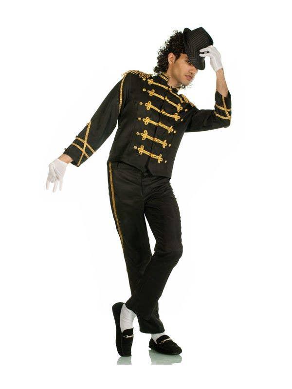 0c730188513 Michael Jackson Military Jacket Men s Plus Size Costume